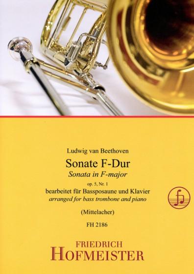 SONATA in F major Op.5, No.1