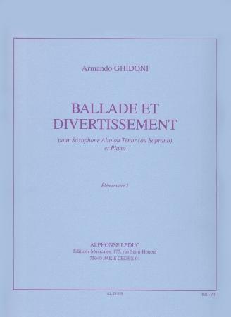BALLADE ET DIVERTISSEMENT