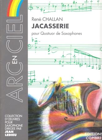 JACASSERIE score & parts