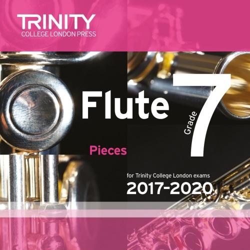 FLUTE PIECES 2017-2020 Grade 7 CD