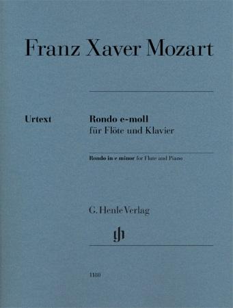 RONDO in E minor
