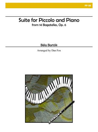 SUITE from Fourteen Bagatelles Op.6