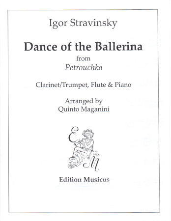DANCE OF THE BALLERINA from Petrouchka