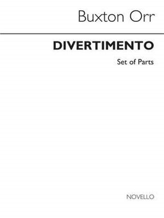 DIVERTIMENTO set of parts