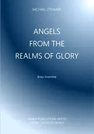 ANGELS FROM THE REALMS OF GLORY (score & parts)