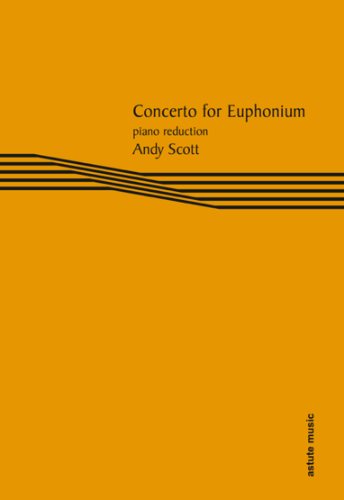 CONCERTO FOR EUPHONIUM Piano Accompaniment