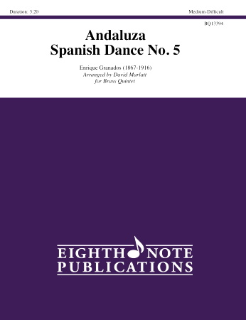 ANDALUZA Spanish Dance No.5