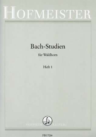 BACH-STUDIEN Volume 1