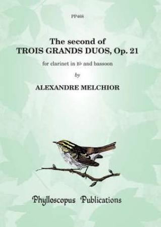 TROIS GRANDS DUOS Op.21/2