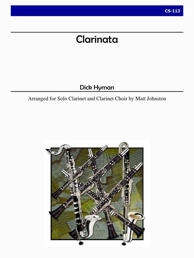 CLARINATA (score & parts)