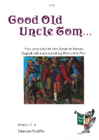 GOOD OLD UNCLE TOM (score & parts)