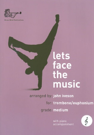 LET'S FACE THE MUSIC + CD (treble clef)