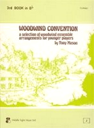 WOODWIND CONVENTION Book 3 in Bb
