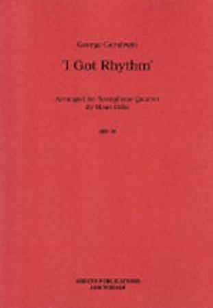 I GOT RHYTHM (score & parts)