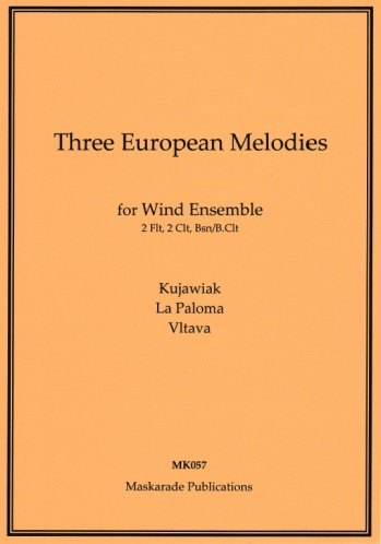 THREE EUROPEAN MELODIES