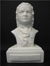 COMPOSER BUST Bach (Porcelain)