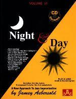 NIGHT AND DAY Volume 51 + CD