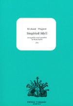 SIEGFRIED IDYLL (score & parts)