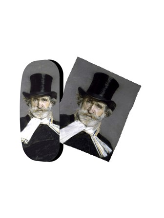 SPECTACLE CASE Verdi (Portrait)