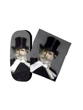 SPECTACLE CASE Verdi (Portrait)