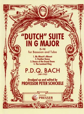 DUTCH SUITE in G major