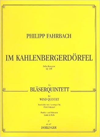 IM KAHLENBERGERDORFEL Polka Francaise