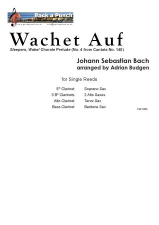 WACHET AUF