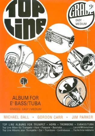 TOP LINE ALBUM (bass clef)