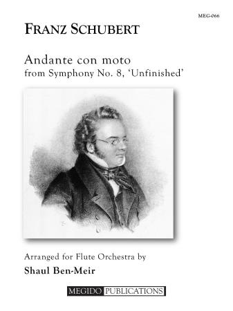ANDANTE CON MOTO from Symphony No.8