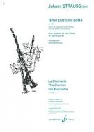 NEW PIZZICATO POLKA Op.449 score & parts