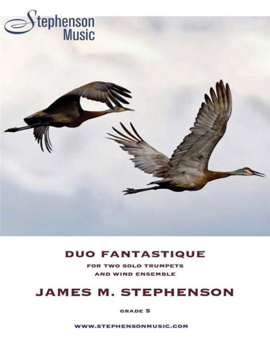 DUO FANTASTIQUE (score & parts)