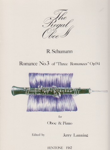 THREE ROMANCES Op.94 No.3