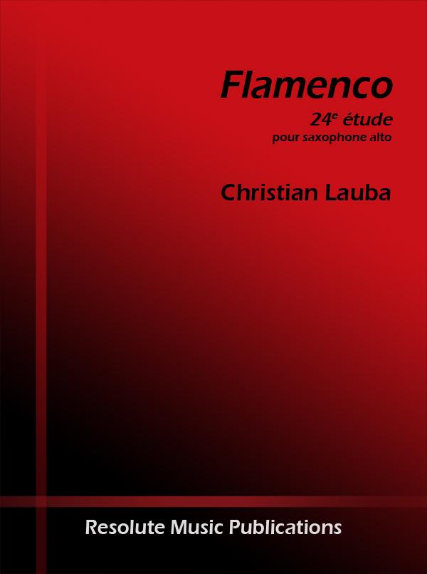 FLAMENCO Etude No.24
