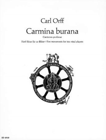 CARMINA BURANA (score)