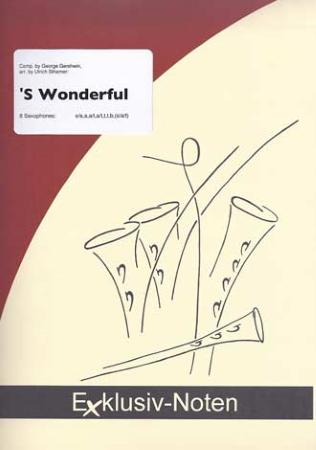 'S WONDERFUL (score & parts)