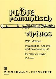 INTRODUCTION, ANDANTE & POLONAISE Op.43