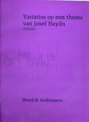 VARIATIONS on a Theme of Joseph Haydn (1968)