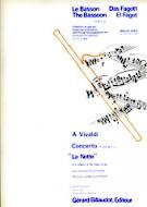 CONCERTO in Bb 'La Notte' FVIII/1 PV401 RV501 Op.45/8