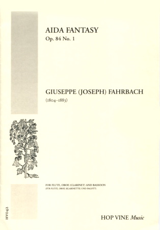 AIDA FANTASY Op.84/1