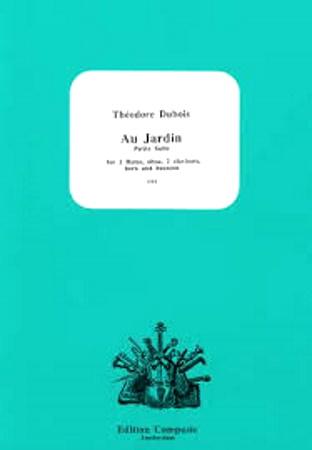 AU JARDIN (score & parts)