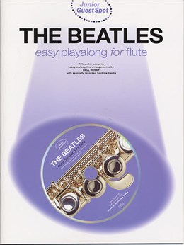JUNIOR GUEST SPOT: The Beatles Easy Playalong + CD
