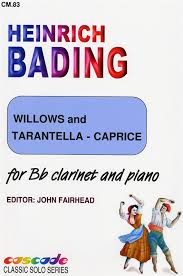 WILLOWS and TARANTELLA-CAPRICE