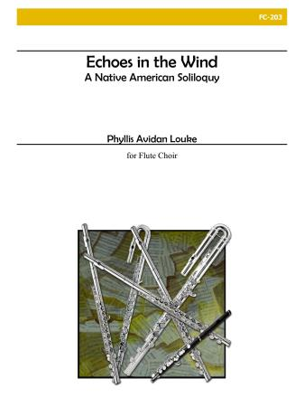 ECHOES IN THE WIND (score & parts)