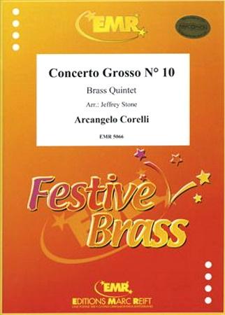CONCERTO GROSSO No.10