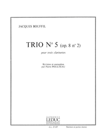 TRIO No.5 Op.8 No.2 (score & parts)