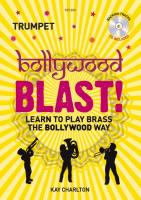 BOLLYWOOD BLAST + CD trumpet