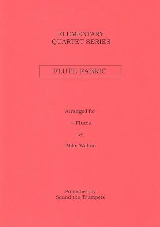 FLUTE FABRIC (score & parts)