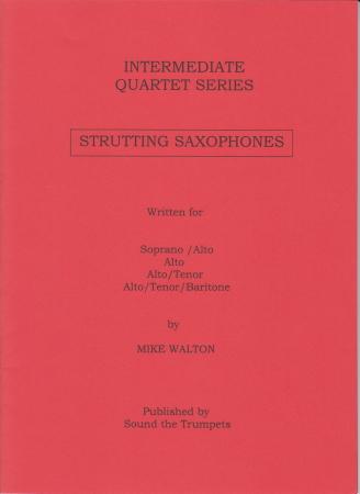 STRUTTING SAXOPHONES