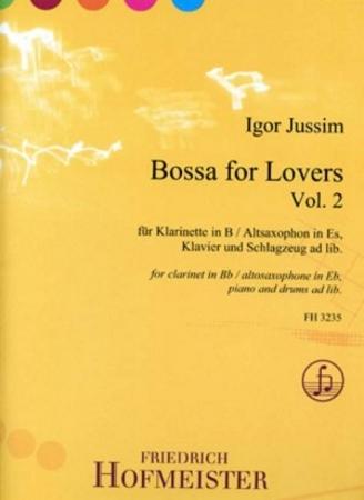 BOSSA FOR LOVERS Volume 2
