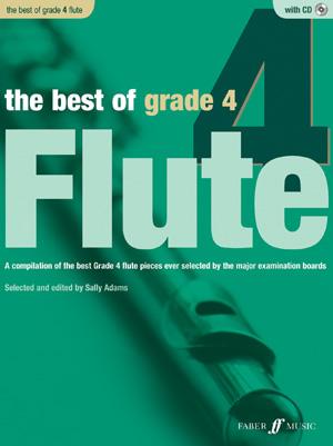 THE BEST OF GRADE 4 FLUTE + CD